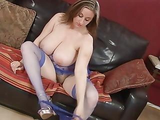 Big Boob, Big Tit, Boob, Lingerie, Masturbation, Sex, Toys
