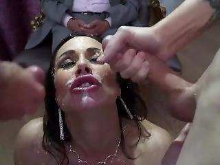 Every Wife Deserves A Load Of Cum On Her Face