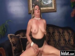 Mistress Angelica Had A Fun Time