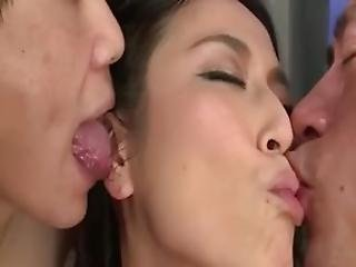 Uncouth Japanese Gangbang