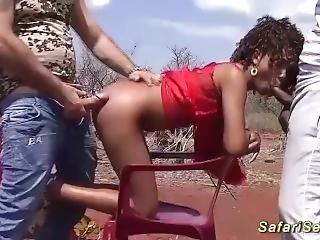 afrikan, brud, snopp, fetish, knullar, offentligt, hårt, sex, spinking, trekant