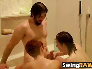 Swingers Please Each Other On This Hot Party