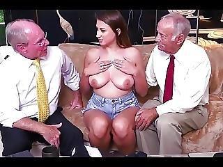 Nice Girl Old Men Fucked