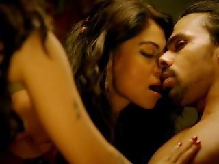 Netflix Actress Anangsha Biswas & Priyanka Bose In Hot Indian Threesome