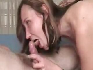 Cute Teen Gives Grandad A Fuck