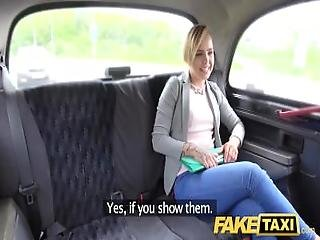 Fake Taxi Cute Petite Teen Gets Free Ride