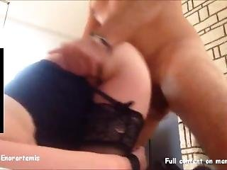 Rough Pussy Destruction For That French Petite Milf