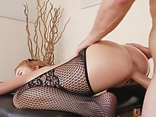 Ginger Pornstar Gives Xxx Rated Massage