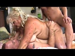 Big Titty Bbw Shugar Threesome