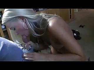 Amateur, Birthday, Blonde, Blowjob, Brother, Cumshot, Teasing