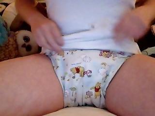 Dancing In My Diaper!