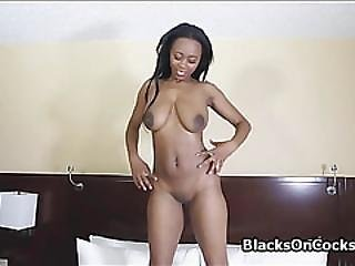 Big Tit Black Amateur On Porn Casting