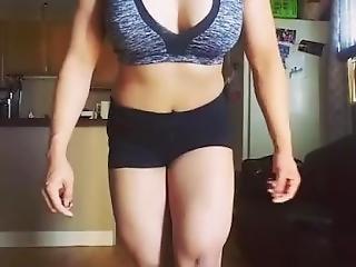Thick Asian Fbb Posing 02