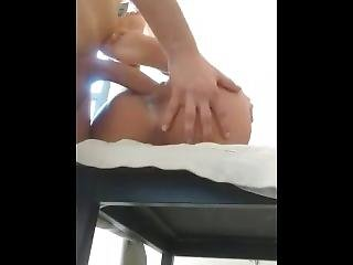 Pussy Feet Fetish Part 1 On Table