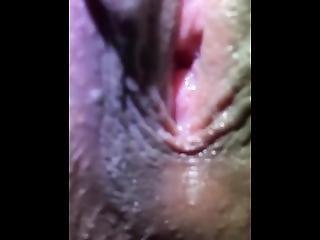 Closer View Of Pink Virgin Vagina Of Indian College Girl Simran