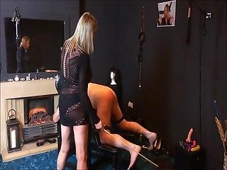 Caning My Slave