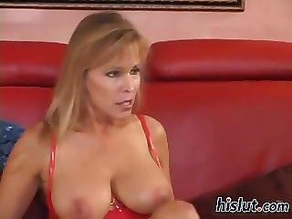Nicole Is Hot For Cock