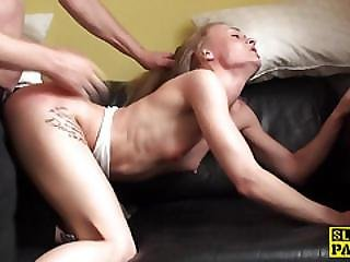 Teenage Amateur Dominated Roughsex
