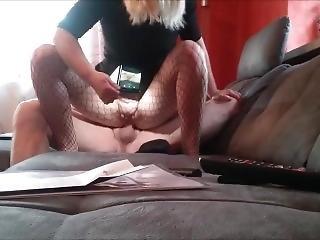 amatorski, blondynka, kanapa, niemka, seks