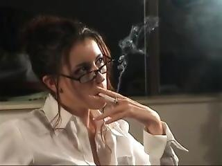 Smoking Fetish - Dru 02