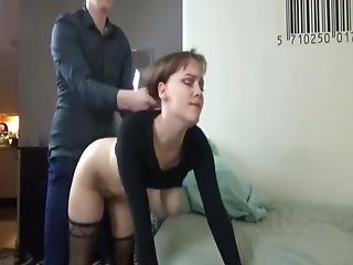 Crazy Amateur College Bitch Having A Real Orgasm With Ex