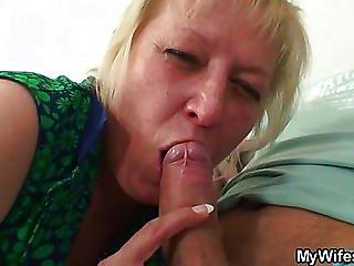 Nude Granny And Son In Law Bone
