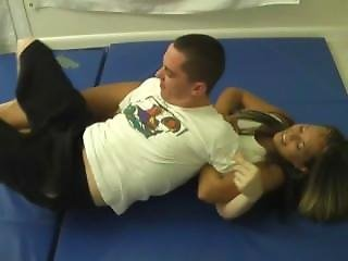 Amatør, Wrestling