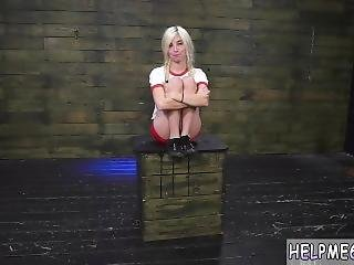 Jasmine Brutal And Brutal Feet Humiliation And Spandex Bondage Orgasm And