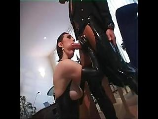 Fetish Sex Doll Slave At Your Disposal