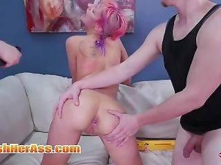Brutal, Extreme, Insane, Crazy Anal