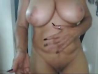 Granny milf got perfect boobs