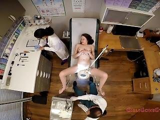 Shy Innocent Lainey Examined By Girlsgonegynocom Doctor & Nurse Part 3 Of 4