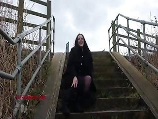 Obese Emmas Public Nudity And Amateur Big Beauty Flashing Out Doors