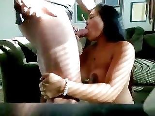 asiatique, pipe, deepthroat, philippines, milf, salope