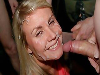 Extreme Bukkake Party. Watch Part2 On Www.videcorner.com