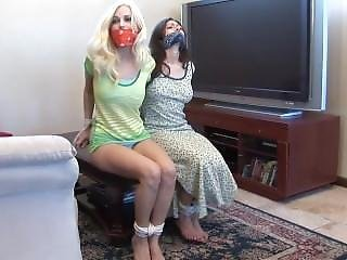 Art, Babysitter, Bondage, Fetish, Gagged