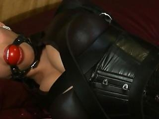 Cali Logan In Catsuit
