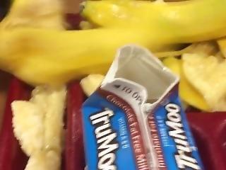 ametérské, banán