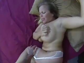 My Mom Is A Real Slut, I Fuck Her Until She Cry