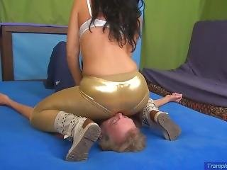Golden Smothering
