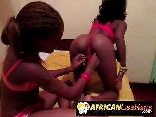 Beyond Beautiful African Lesbians Banging
