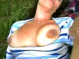 Anal And Cumshot In The Forest