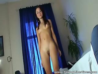 Amateur, Blowjob, Cumshot, Doggystyle, Hardcore, Hot Teen, Pussy, Riding, Shaved, Stripping, Teen, Trimmed, Young