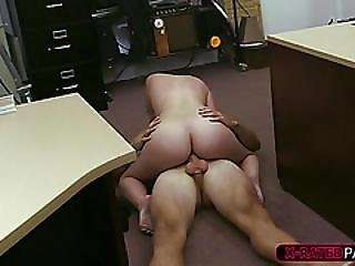 Hot And Brunette Cuban Woman Sells Her Tv And Gets Fucked By Shawn