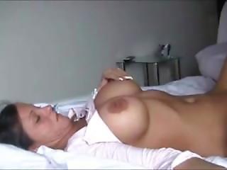 Amateur, Big Tit, Brunette, Busty, Milf