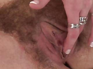 Hairy Anal Bang In The Bedroom