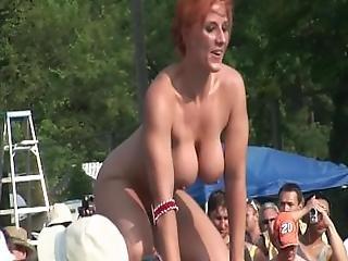 Nudes A Poppin 2005   Scene 6