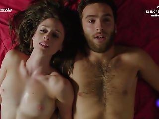 Elena Rivera Topless & Fucking In Tvmovie