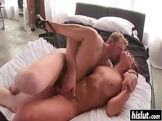 Making Her Feel Good With Banging