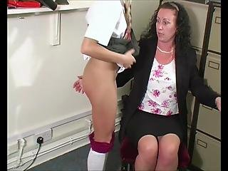 Subway jerking off office first time
